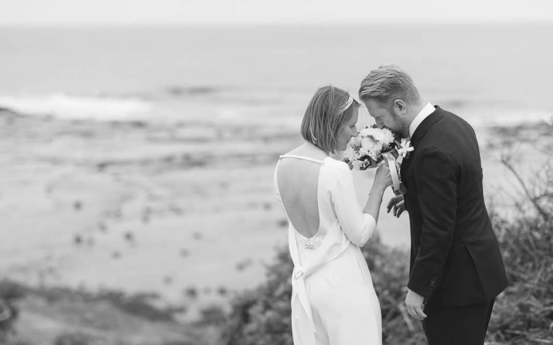 Intimate Collaroy Wedding | Karina + Mike