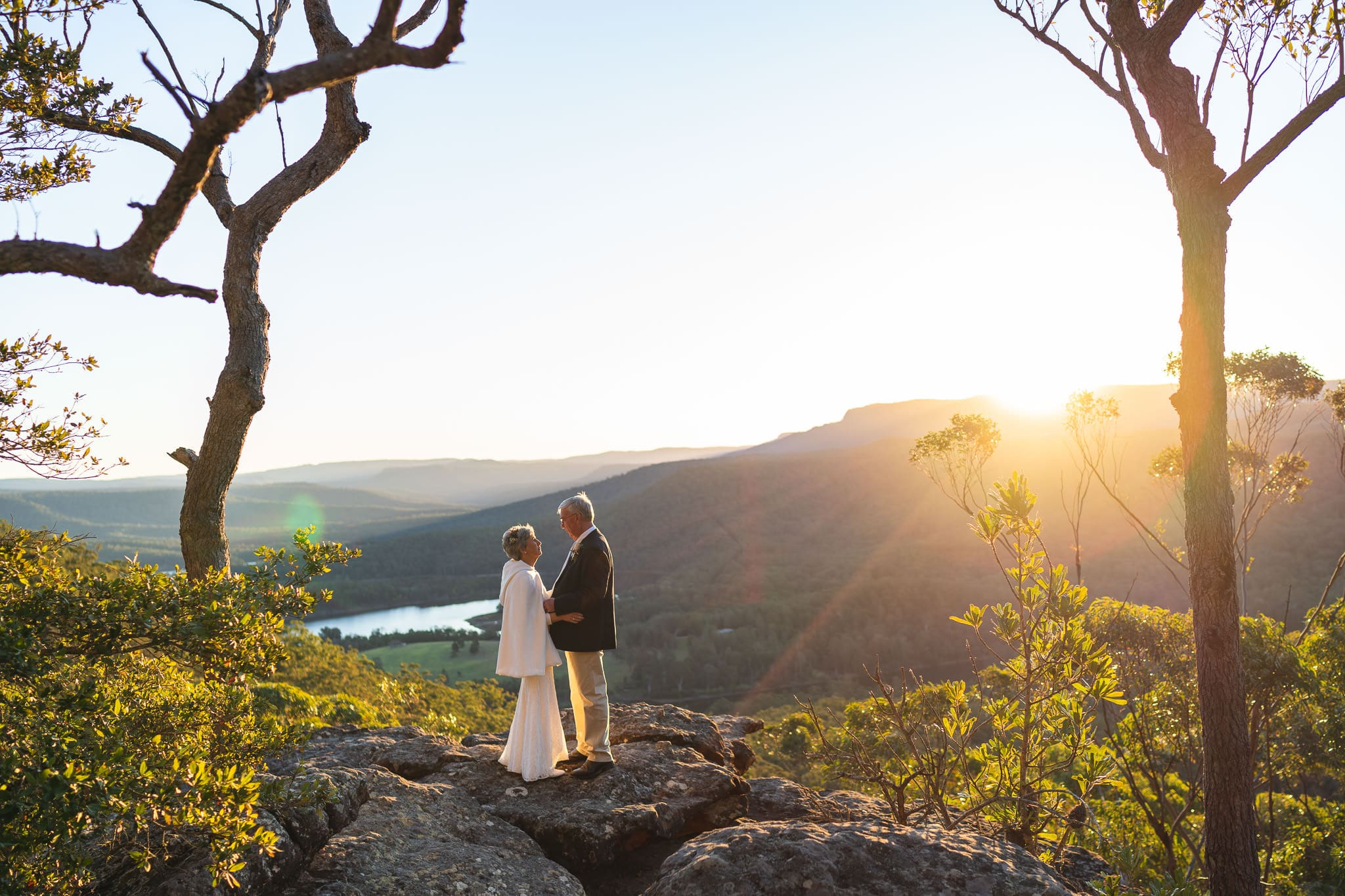 Kangaroo Valley Bush Retreat wedding | Bev + Warren